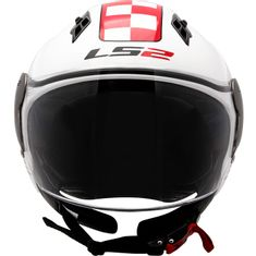 capacete-ls2-cafe-racer-white-red-frente