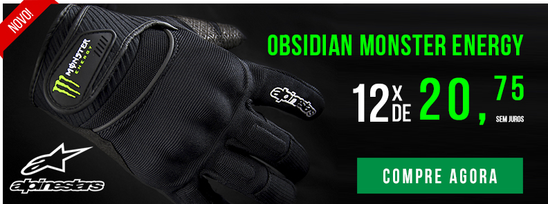 OBSIDIAN MONSTER ENERGY