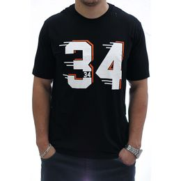 CAMISETA HIGHWAY SPEED PRETO
