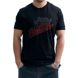 CAMISETA HIGHWAY SPIRIT PRETO