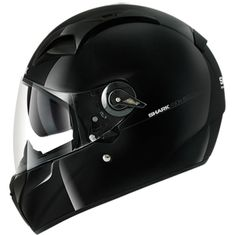 CAPACETE-SHARK-VISION-R-S2-BLANK-PRETO