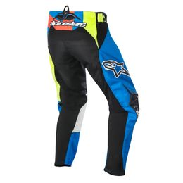 Techstar_pants_blueyellowfluored_BACK