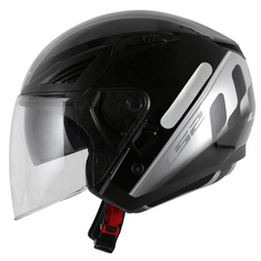 CAPACETE-LS2-OF586-BISHOP-ATMOS-PRETO-CINZA