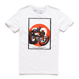 CAMISETA-ALPINESTARS-HAIR-PIN-BRANCO
