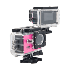 CAMERA-SPORTS-HD-DV-1080P-FULL-HD--C-CAIXA-A-PROVA-D-AGUA--ROSA-PINK-2