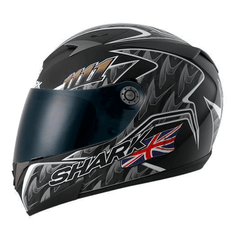 CAPACETE-SHARK-S700-FOGGY-20TH-BIRTHDAY-PRETO-CINZA
