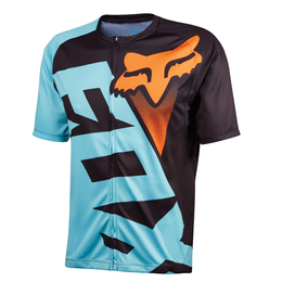 CAMISETA-FOX-RACE-AZUL-CLARO