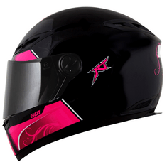 CAPACETE-RACE-TECH-RT501-EVO-LOVE-PRETO-ROSA-4
