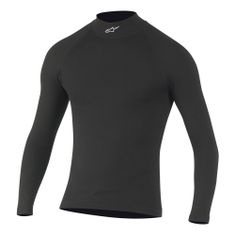 BLUSA ALPINESTARS WINTER TECH PERFORMANCE (SEGUNDA PELE) PRETO b95963aac7411