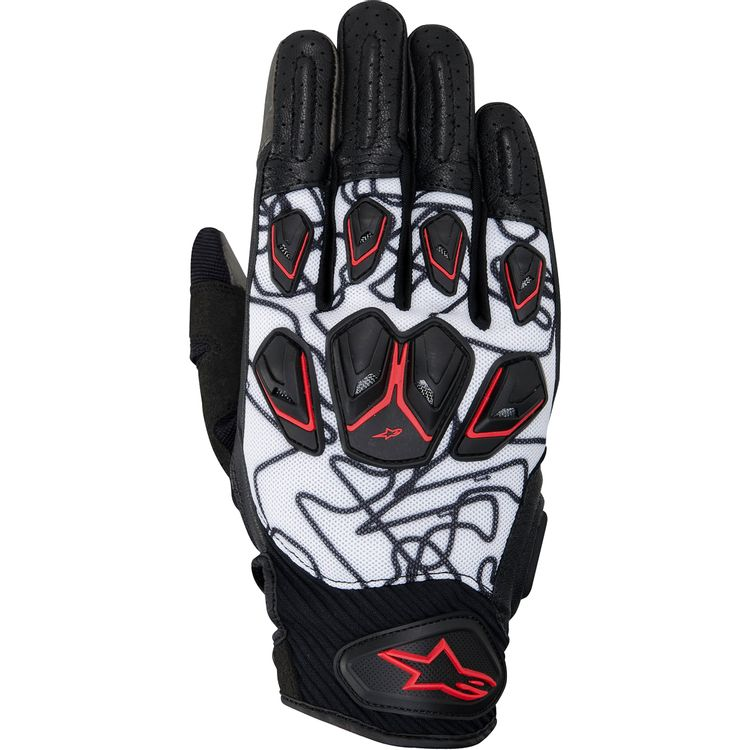 MASAI_glove_black_white_red-e1391629203119