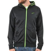 Alpinestars-Black-Green-Freemont-Dna-Tech-Series-Zip-Hoody-f177a-L