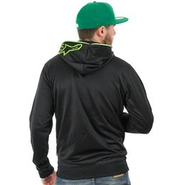 Alpinestars-Black-Green-Freemont-Dna-Tech-Series-Zip-Hoody-48cb6-L