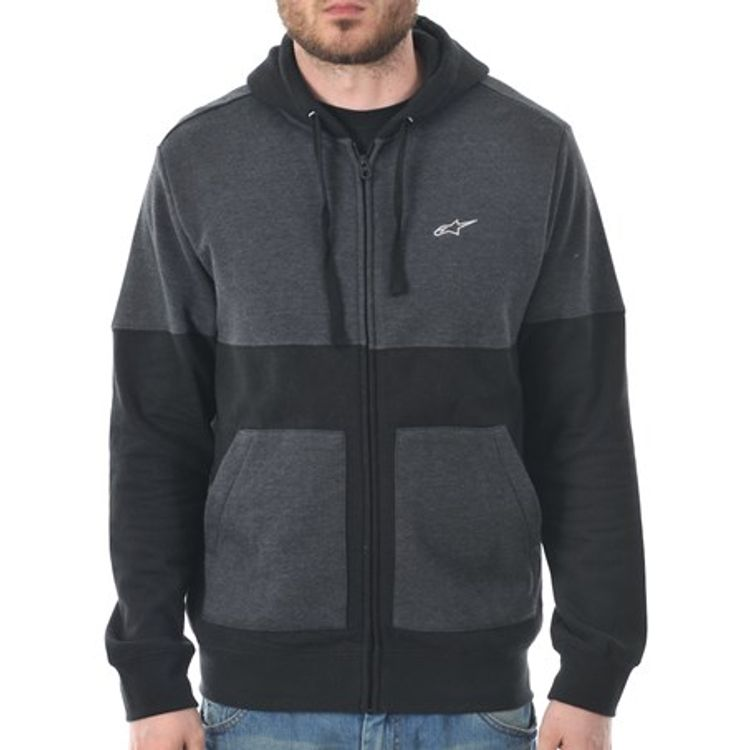 Alpinestars-Black-Heather-Recovery-Zip-Hoody-5c353-L