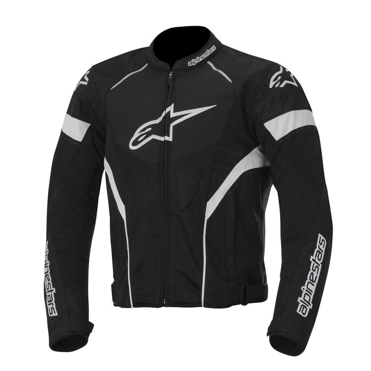 JAQUETA-ALPINESTARS-T-GP-PLUS-AIR-VENTILADA-PRETO