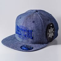 BONE-ABA-RETA-SNAPBACK-ESSENCIAL-DENIM-AZUL