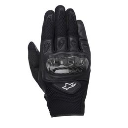 LUVA-ALPINESTARS-NEW-SMX-2-AIR-CARBON-2014-VENTILADA-PRETO