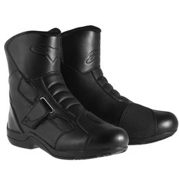BOTA ALPINESTARS NEW RIDGE IMPERMEÁVEL PRETO