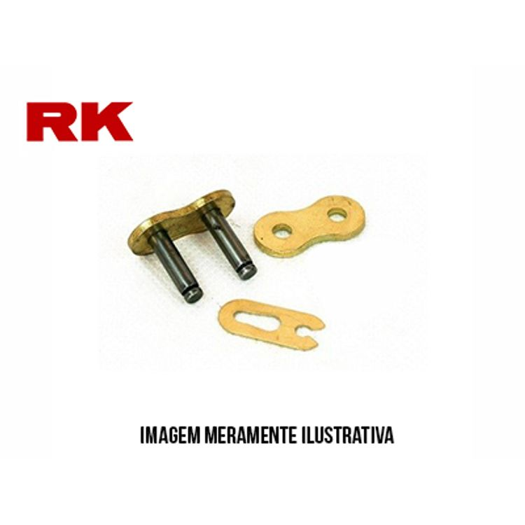 EMENDA DE CORRENTE RK GB 520 MXZ4 (CL - CLIPE)