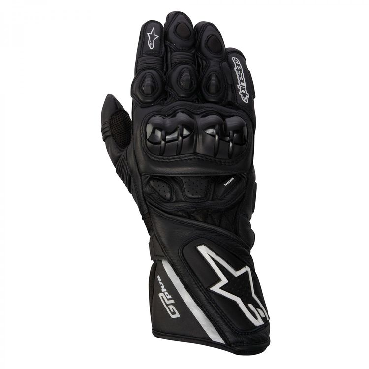 LUVA ALPINESTARS NEW GP PLUS PRETO