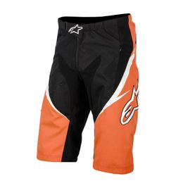 BERMUDA-ALPINESTARS-SIGHT-LARANJA