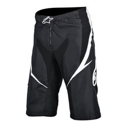 BERMUDA-ALPINESTARS-SIGHT-PRETO