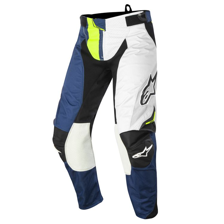 Techstar_pants_navy_white_yellowfluo