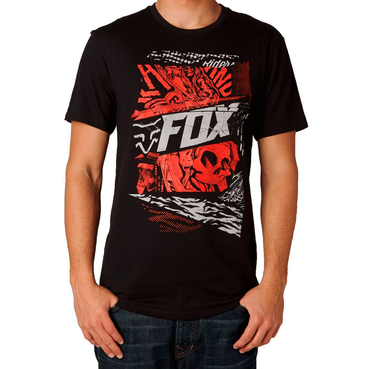 CAMISETA-FOX-DARK-RIDER-PRETO