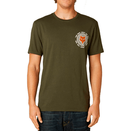 CAMISETA-FOX-FIRST-RACE-VERDE-CAMO