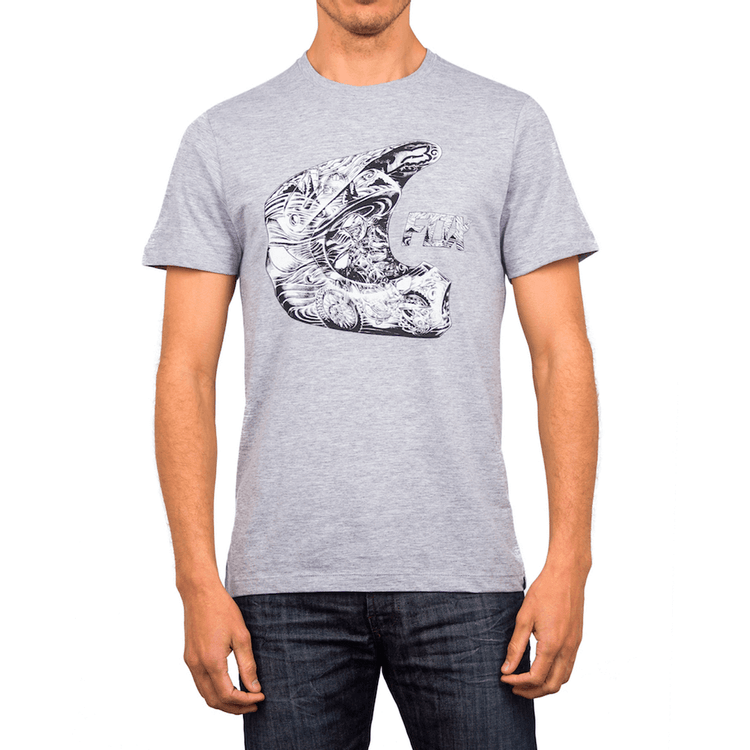 CAMISETA-FOX-EXTRACT-CINZA