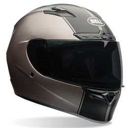 CAPACETE-BELL-QUALIFIER-DLX-RALLY-CINZA-FOSCO