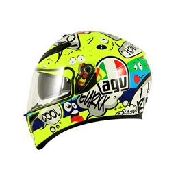 CAPACETE-AGV-GROOVY