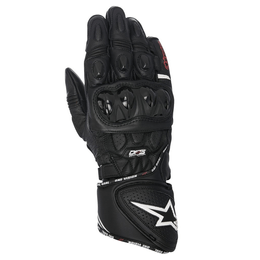 LUVA-ALPINESTARS-GP-PLUS-R-PRETO-BRANCO
