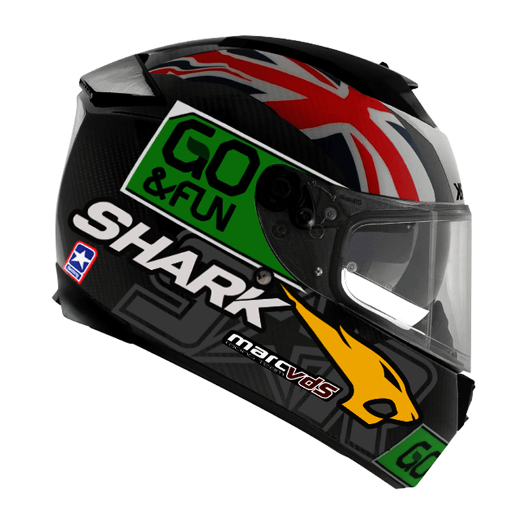 CAPACETE-SHARK-SPEED-R-2-SCOTT-REDDING--P--MOTO-NAKED--PRETO-VERDE-AMARELO