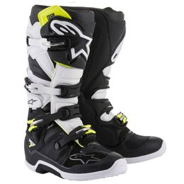 BOTA-ALPINESTARS-NEW-TECH-7-PRETO-BRANCO
