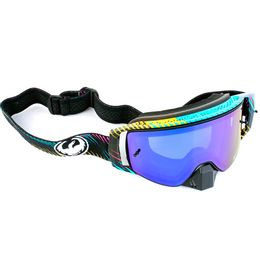 OCULOS-DRAGON-NFX2-BLUR-LENTE-AZUL-ESPELHADA---TEAR-OFF-PACK-C10---LENS-SHIELD-PRETO2