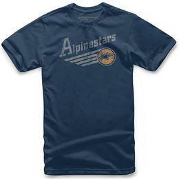 CAMISETA-ALPINESTARS-CHIEF-AZUL