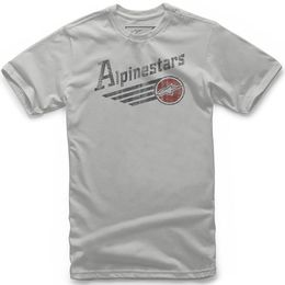 CAMISETA-ALPINESTARS-CHIEF-PRATA