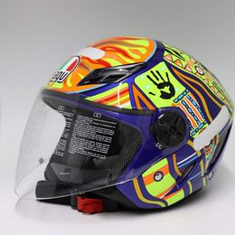 CAPACETE-AGV-BLADE-FIVE-CONTINENTS-AZUL-4