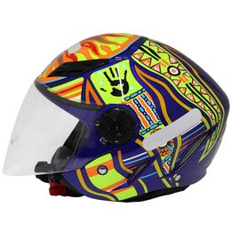 CAPACETE-AGV-BLADE-FIVE-CONTINENTS-AZUL-5