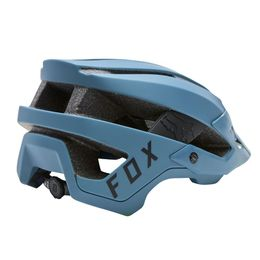 CAPACETE-FOX-BIKE-FLUX-SOLID-AZUL