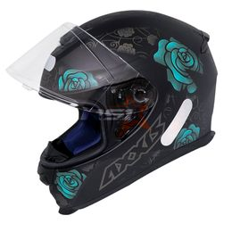 CAPACETE-AXXIS-FLOWERS-AZUL-TIFANNY-2