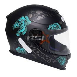 CAPACETE-AXXIS-FLOWERS-AZUL-TIFANNY-5