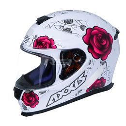 CAPACETE-AXXIS-FLOWERS-BRANCO-ROSA-1