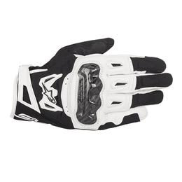 LUVA-ALPINESTARS-SMX-2-AIR-CARBON-V2-PRETOBRANCO