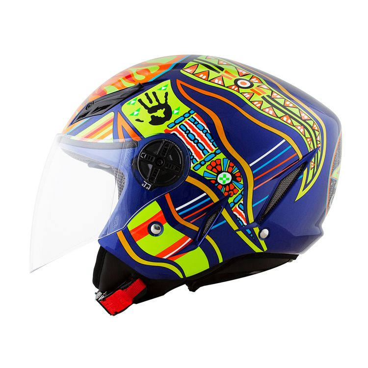 CAPACETE-AGV-BLADE-FIVE-CONTINENTS-AZUL--5-