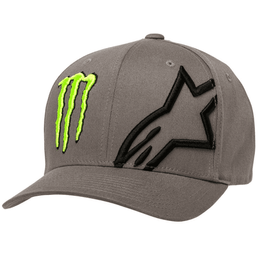 BONE-ALPINESTARS-MONSTER-CORP-CINZA-ESCURO