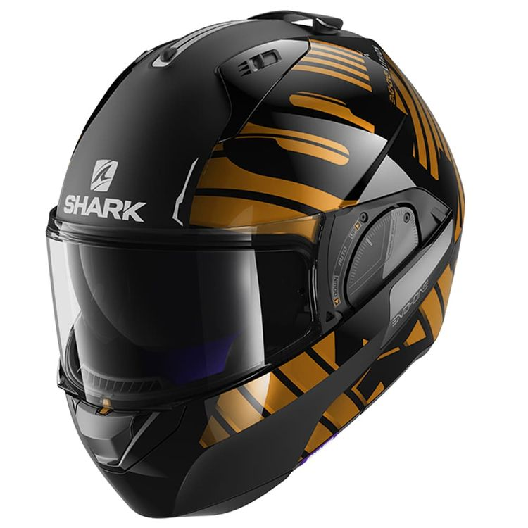 CAPACETE-SHARK-EVO-ONE-LITHION-GOLD