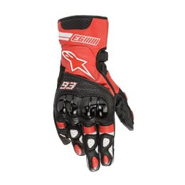 LUVA-ALPINESTARS-TWIN-RING-VERMELHOPRETOBRANCO