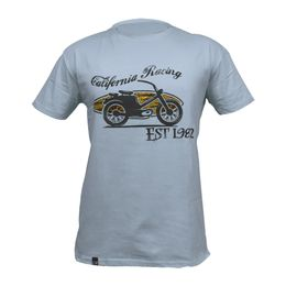 CAMISETA-CALIFORNIA-RACING-MOTO-PRANCHA-AZUL