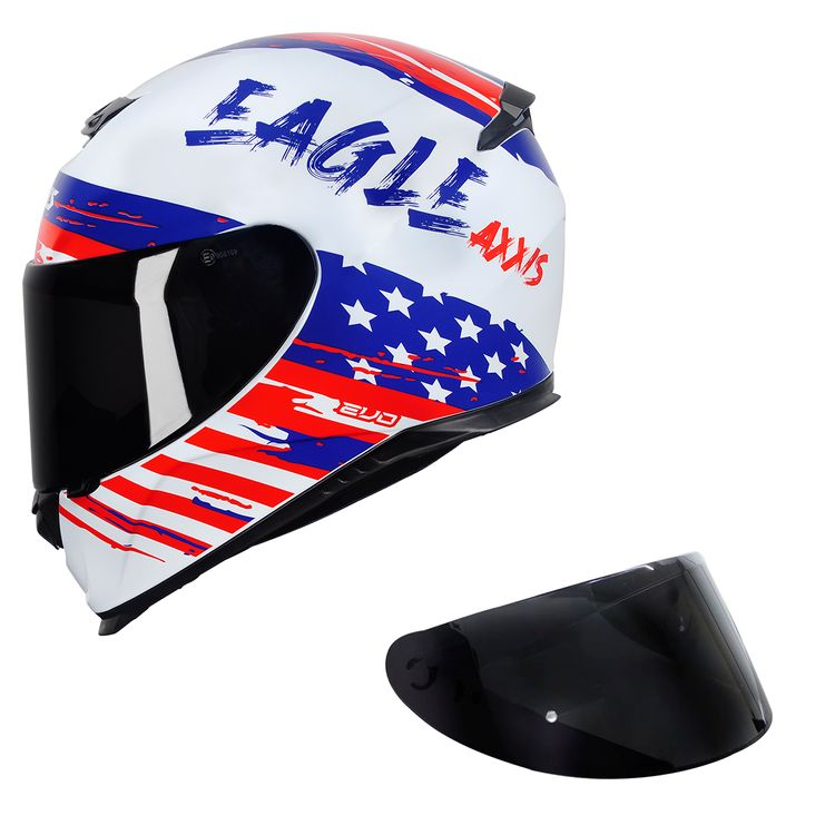 COMBO---CAPACETE-AXXIS-EAGLE-INDEPENDENCE-BRANCO---VISEIRA-FUME